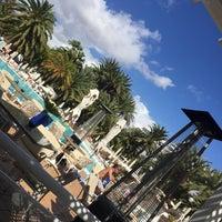 Photo taken at Maspalomas Oasis, RIU Gran Palace by Sven on 2/21/2016