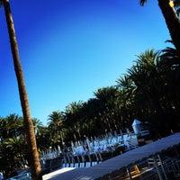 Photo taken at Maspalomas Oasis, RIU Gran Palace by Sven on 2/22/2016