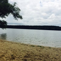 "Photo taken at Пляж ""Aqua"" by Iryna S. on 6/29/2015"