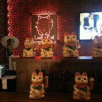 Photo taken at Lucky Cat by Eugenia T. on 9/13/2016