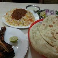 Photo taken at Karachi Restaurant by Jhoan R. on 4/22/2013