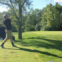Photo taken at Gillette Ridge Golf Club by Stacey Lynn G. on 9/11/2013
