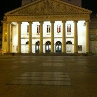 Photo prise au La Monnaie par Inne G. le10/2/2012