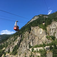 Photo taken at Hell's Gate Airtram by Stephanie H. on 7/24/2017