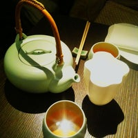 Photo taken at Yauatcha by Mariya G. on 2/9/2013