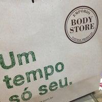 Photo taken at Empório Body Store by Rodrigo S. on 2/26/2013