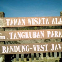 Photo taken at Gunung Tangkuban Parahu by Asda A. on 11/8/2012