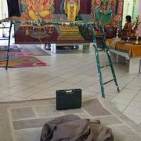 Photo taken at Sri Kathirvelayusuwami Temple by Janagan R. on 6/18/2013