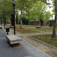Photo taken at Universidad Carlos III de Madrid - Campus de Getafe by Maria Teresa R. on 10/24/2012