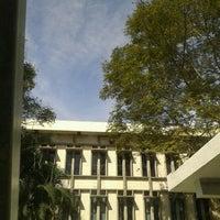 Photo taken at Domo Universitario by Anna Lucia K. on 10/28/2012