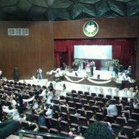 Photo taken at Domo Universitario by Anna Lucia K. on 9/29/2012