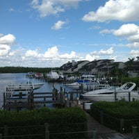 Photo taken at Port Sanibel Marina by Sanibel S. on 11/17/2012