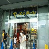 Photo taken at Pokémon Center TOKYO by @hatsunemiku1107 S. on 9/16/2012
