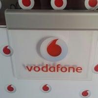 Photo taken at Vodafone Burcu by Funda Ö. on 10/11/2013