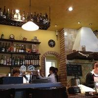 Photo taken at Bocadillo Café by Atakan B. on 11/24/2012