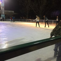 Photo taken at Devon Energy Ice Rink by Madster on 1/29/2017
