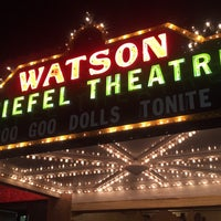 Photo taken at Stiefel Theatre by Madster on 11/8/2016