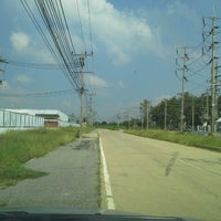 Photo taken at Saha Rattana Nakorn Industrial Estate by มังกี้ ดี ล. on 11/27/2012