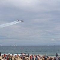 Foto tomada en Playa de la Mar Bella por Giusy el 9/30/2012