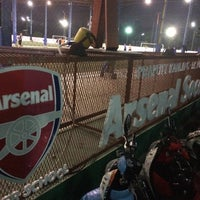 Photo taken at Arsenal Soccer Schools by Roman S. on 1/24/2017