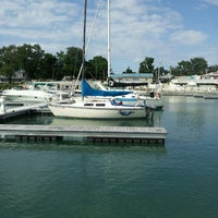 Photo taken at Dockers Waterfront Restaurant & Bar by Sandy M. on 7/29/2013