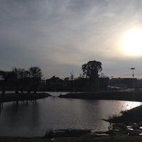 Photo taken at Parque Recreativo El Ameyal by Alexandra on 1/28/2014