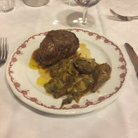 Photo taken at Trattoria Ruggero by Sabahat Y. on 4/9/2017
