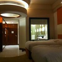 Photo taken at Millennium Hongqiao Hotel Shanghai by Sean C. on 11/10/2012