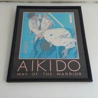 Photo taken at Aikido Shinju-kai (Singapore) HQ 心柔会本部道场 by Sean C. on 6/18/2013