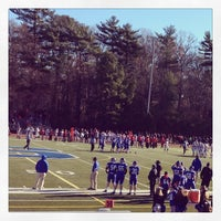 Photo taken at Scituate High School by Brad on 11/29/2013