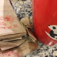 Photo taken at Panda Express by Noah S. on 1/19/2018
