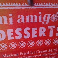 Photo taken at Mi Amigo's Mexican Grill by Debbie A. on 10/16/2012
