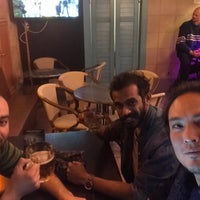 Photo taken at Sarki Tanszék Pub by Uygur K. on 2/22/2017