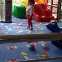 Photo taken at Bilge Çocuk Oyun Parkı by Oğuzhan D. on 10/2/2014