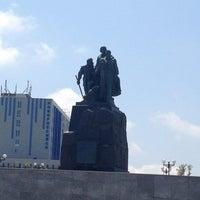 Photo taken at памятник рыбакам by Максим on 5/22/2013