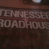 Photo taken at Tennessee Roadhouse by Kim M. on 10/14/2012