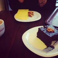 Photo taken at Caffe Violet by Zoja💜 on 2/6/2013