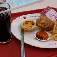 Photo taken at KFC by Hozu H. on 6/13/2014