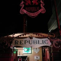 Photo taken at Republic Pub by Altair A. on 1/5/2013