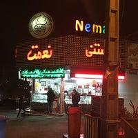 Photo taken at Nemat Ice Cream | بستنی نعمت by Reza D. on 12/9/2016