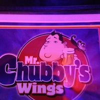 Photo taken at Mr. Chubby's Wings by 🔥🚨Cary B. on 12/13/2012