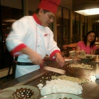 Photo taken at Benihana by Jenna J. on 10/16/2012