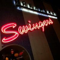 Photo taken at Swingers by Marla @. on 9/24/2013