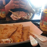 Photo taken at Cabo Fresh Mexican Grill by Chelsea B. on 4/24/2013