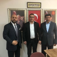 Photo taken at AK Parti Mustafakemalpaşa İlçe Başkanlığı by Halil İbrahim Ş. on 5/3/2018