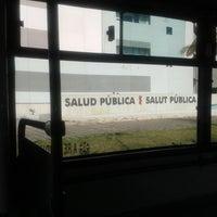 Photo taken at Centro Superior de Investigacion en Salud Publica CSISP by Fernando M. on 3/6/2013
