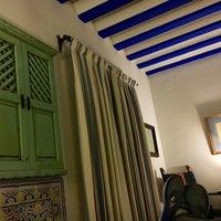 Photo taken at Hotel Parador de Almagro by Miguel Z. on 10/23/2016