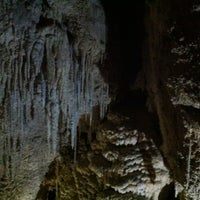 Photo taken at Waitomo Glowworm Caves by Dana on 3/4/2013
