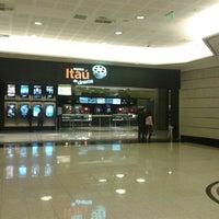 Photo taken at Espaço Itaú de Cinema by Mariana M. on 6/14/2013