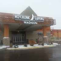 Photo taken at Ho-Chunk Gaming, Madison by Suesette S. on 12/9/2012